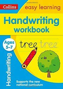 Handwriting Workbook Ages 57 Collins Easy Learning KS1