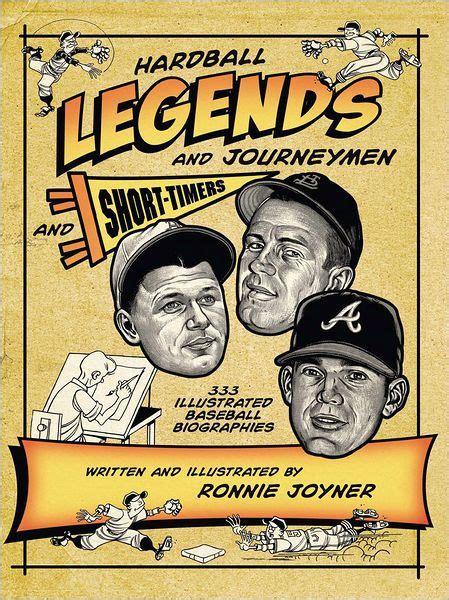Hardball Legends And Journeymen And Short Timers Joyner Ronnie (ePUB