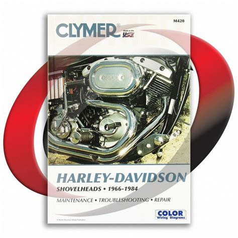 Harley Davidson Shovelhead Repair Manual (Free ePUB/PDF) on
