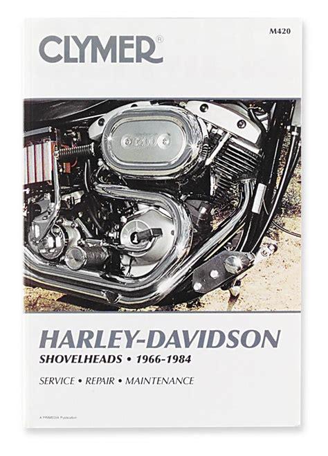 Harley Davidson Shovelhead Service Manual (ePUB/PDF) Free