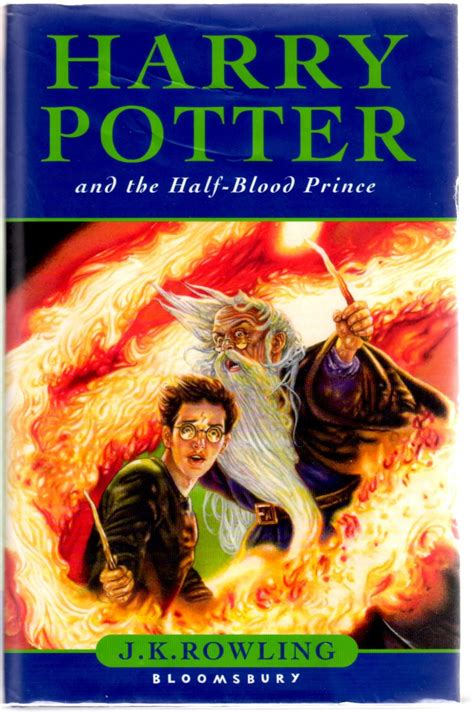 Harry Potter And The Halfblood Prince Japanese Edition