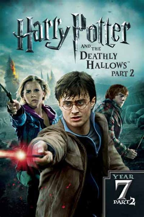Harry Potter Deathly Hallows Ruled