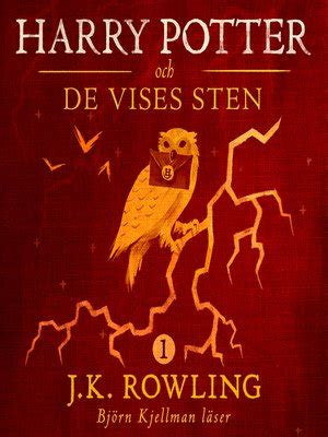 Harry Potter Och De Vises Sten Harry Potterserien Book 1 Swedish Edition