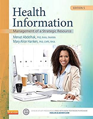 Health Information Management Of A Strategic Resource 5e