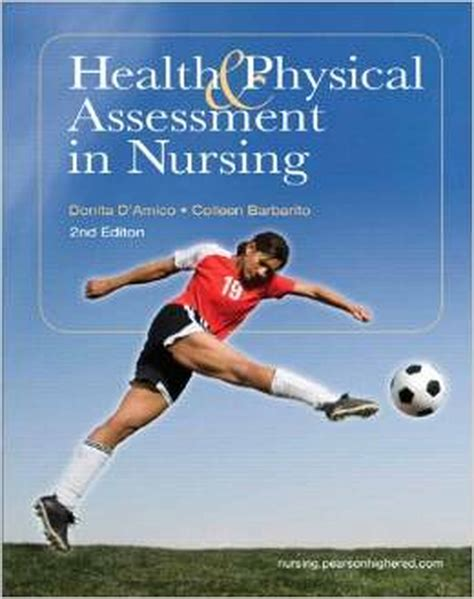 Health Physical Assessment In Nursing 2nd Edition