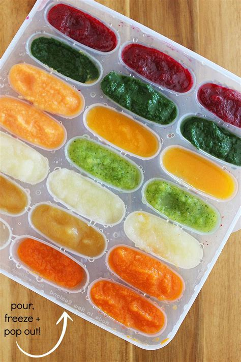 Healthy Wholesome Pures Fast And Easy Organic Baby Food Recipes