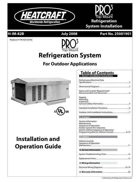 Heatcraft Refrigeration Manual (ePUB/PDF)