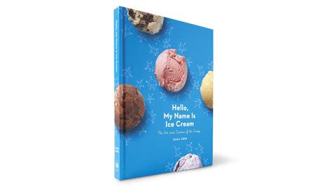Hello My Name Is Ice Cream The Art And Science Of The Scoop (ePUB/PDF)