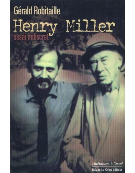Fabulous Henry Miller Essai Indiscret Epub Pdf Wiring 101 Sianudownsetwise Assnl