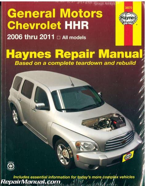 Hhr Service Manual (ePUB/PDF)