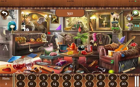 Hidden Number Games HiddenObjectGames