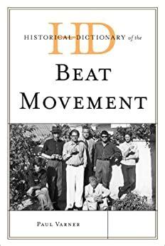 Historical Dictionary Of The Beat Movement Varner Paul (ePUB/PDF)