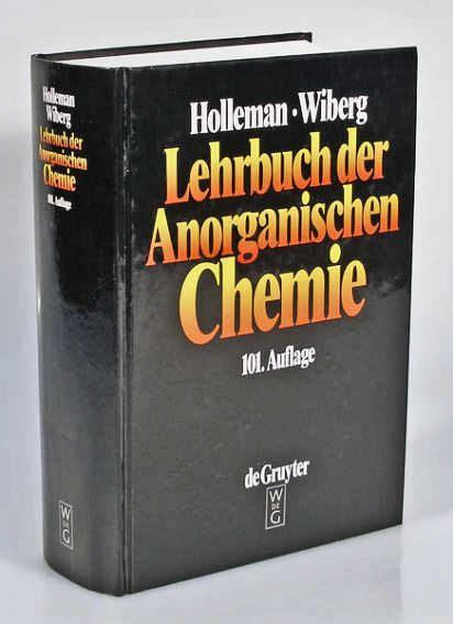 Holleman Wiberg Lehrbuch Deranorg Chemie 100a3ae (ePUB/PDF)