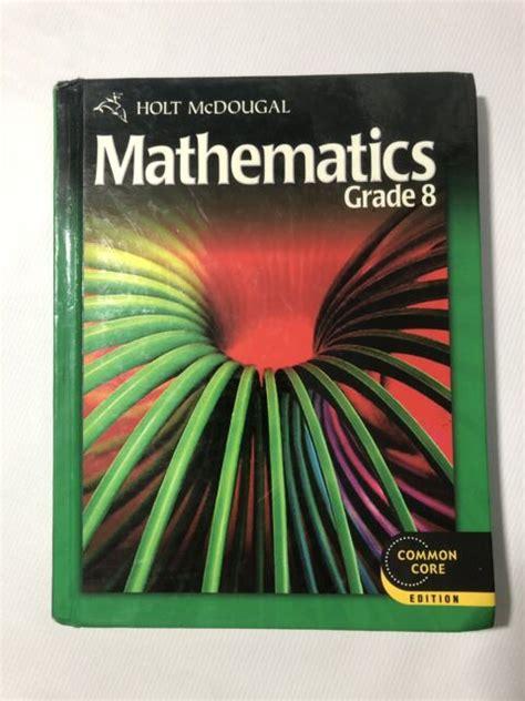 Holt mathematics pre algebra worksheet answers