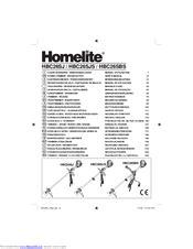 Homelite Hbc26sbs Manual (ePUB/PDF)
