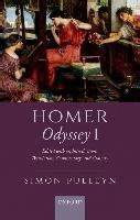 Homer Odyssey I Edited With An Introduction Translation Commentary And Glossary