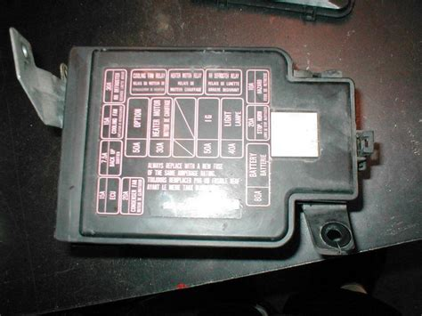 Honda Civic Fuse Box 1992 (ePUB/PDF) on