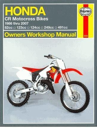 Superb Honda Cr500R Service Repair Workshop Manual 92 01 Epub Pdf Wiring Digital Resources Remcakbiperorg