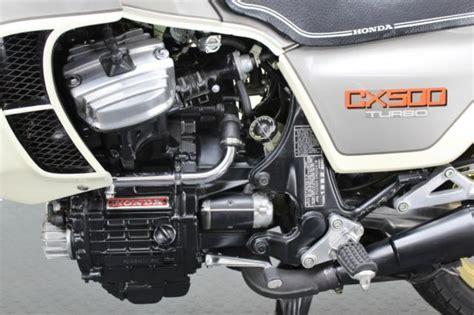Honda Cx500 Tc Turbo Replacement Parts Manual 1982 (ePUB/PDF) Free