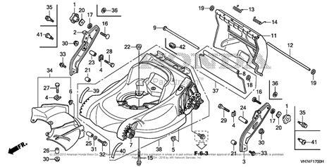 Honda Hrx217tda Parts Manual ePUB/PDF