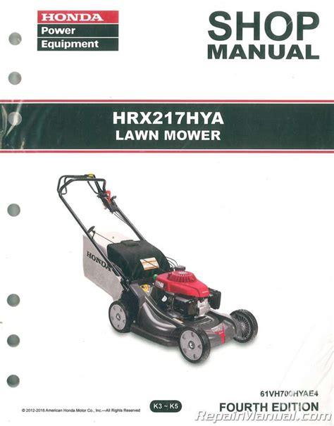 Honda Mower Manual (ePUB/PDF) Free