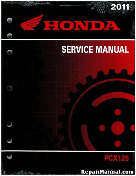 Honda Tech Service Manual (ePUB/PDF) Free