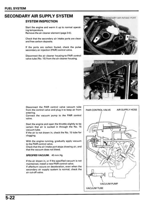 Honda Varadero Xl1000 V Service Repair Manual Download - kd ...