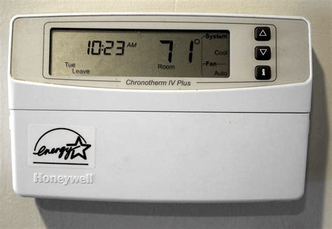 Honeywell Thermostat Manual Chronotherm Iv ePUB/PDF