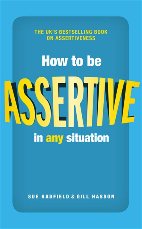 How To Be Assertive In Any Situation RCzdzMkR