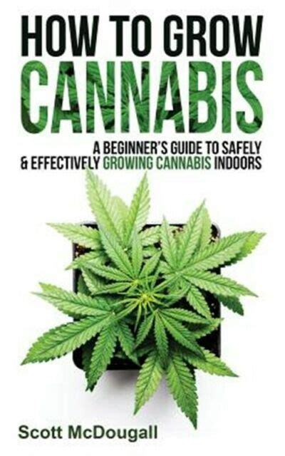 How To Grow Cannabis A Beginners Guide To Safely Effectively Growing Cannabis Indoors