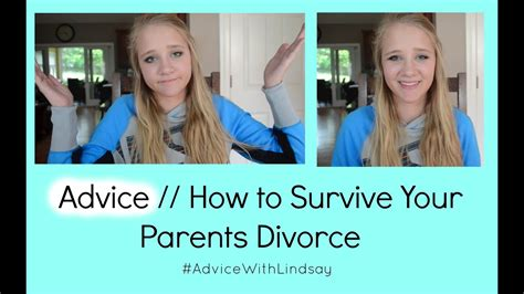 How To Survive Your Parents Divorce Kids Advice To Kids
