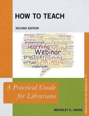 How To Teach Crane Beverley E (ePUB/PDF) Free