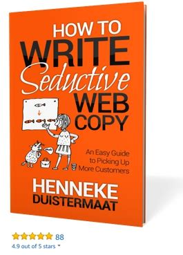 How To Write Seductive Web Copy An Easy Guide To Picking Up More Customers