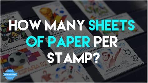 How Many Stard Sheets Of Paper Per Stamp 089cbcb38681a12936dc7726d0d53810 Preylang Com