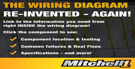 Mitchell Wiring Diagram Mitchell On Demand Q Repair Estimator