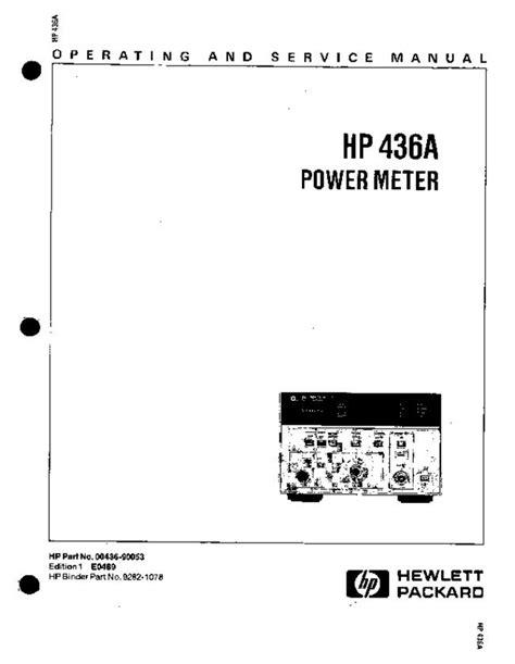 Hp Owners Manual (ePUB/PDF) Free