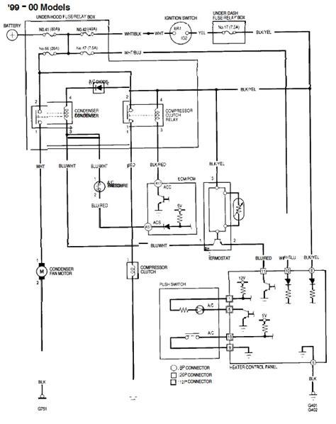 honda civic wiring diagrams honda image wiring diagram 2006 honda civic hybrid wiring diagram images on honda civic wiring diagrams