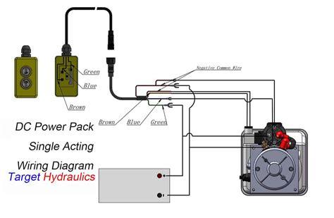 Hydraulic Power Unit Wiring Diagram (ePUB/PDF)