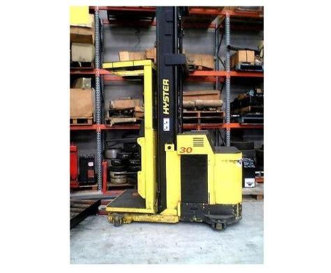 Hyster R30f R30fa R30ff Electric Forklift Service Repair Manual ...
