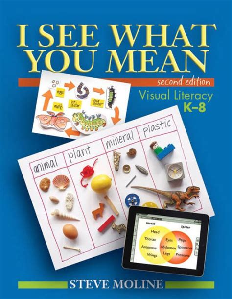 I See What You Mean Second Edition Visual Literacy K8