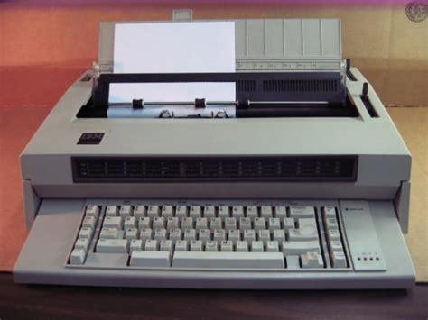 Ibm Wheelwriter Typewriter Manual (ePUB/PDF)