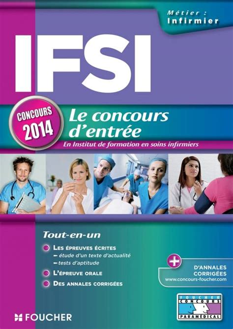 Ifsi Le Concours Dentree Concours 2012