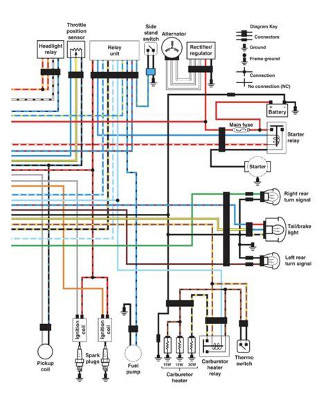 [SCHEMATICS_4ER]  Ignition Wiring Diagram For Yamaha V Star (PDF & ePUB)   Vstar 650 Wiring Diagram      eBook Database