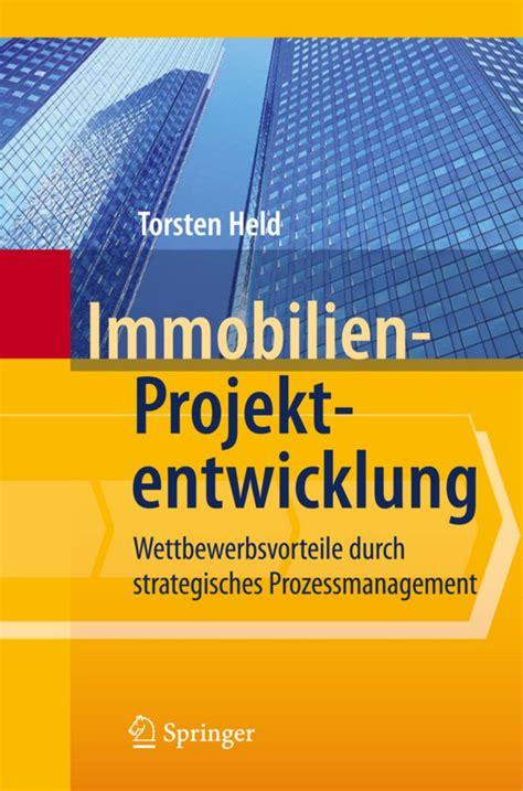 Immobilien Projektentwicklung Held Torsten (ePUB/PDF)
