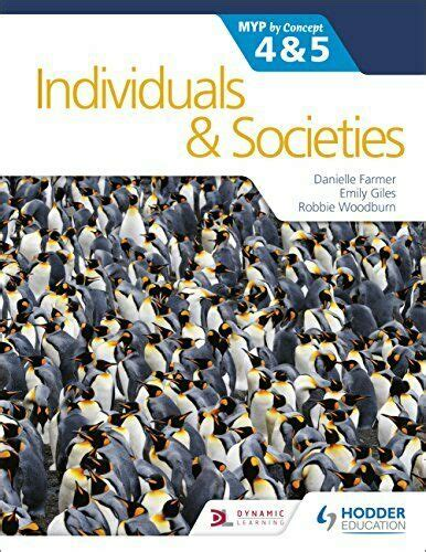 Individuals And Societies For The IB MYP 4amp5 By Concept MYP By Concept Myp By Concept 4 Amp 5