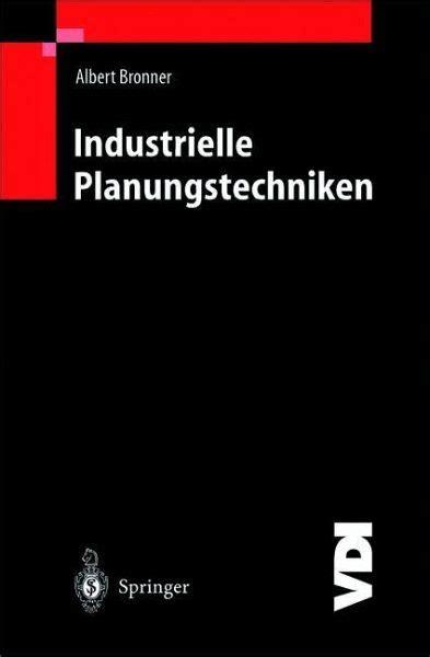 Stupendous Industrielle Planungstechniken Bronner Albert Epub Pdf Wiring Digital Resources Remcakbiperorg