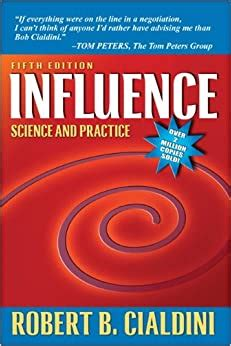 Influence Science And Practice 5th Edition
