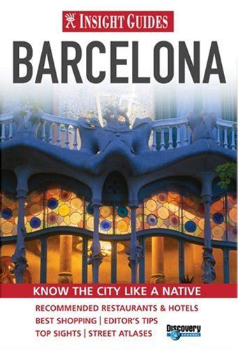 Insight Guides City Guide Barcelona Insight City Guides