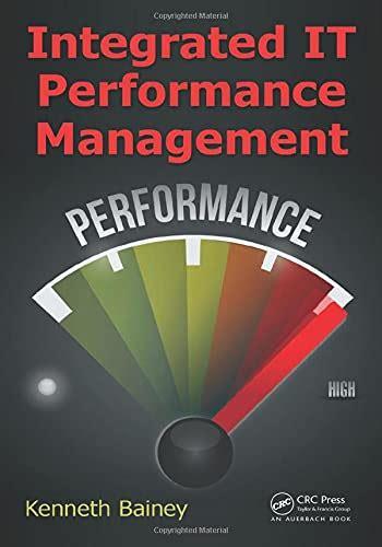 Integrated It Performance Management Bainey Kenneth (ePUB/PDF) Free