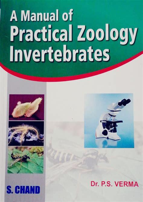 Inter Zoology Manual (ePUB/PDF)